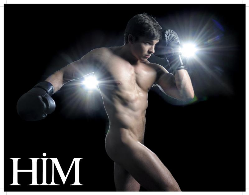 The sexy HiM 2015 Calendar