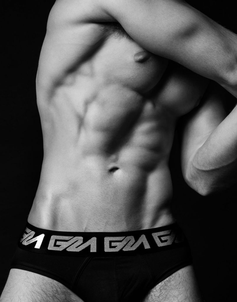 Thomas Keal by Brian Jamie - Garcon Model underwear