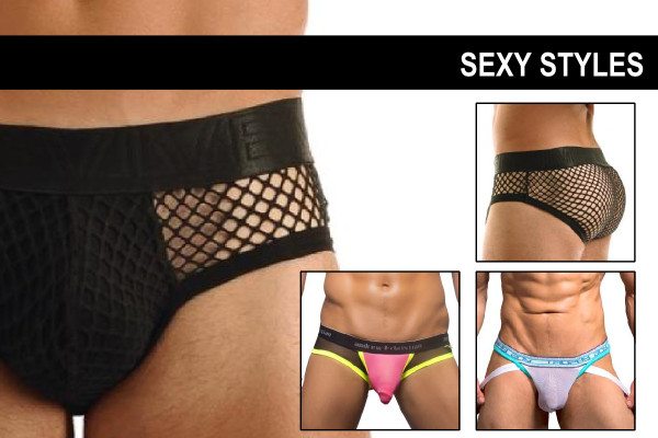 Valentines Day underwear guide at Vocla