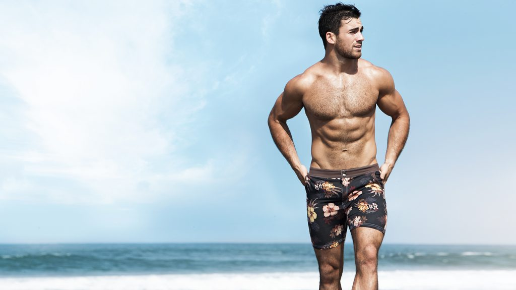 BeeBee mens surfwear by aussieBum