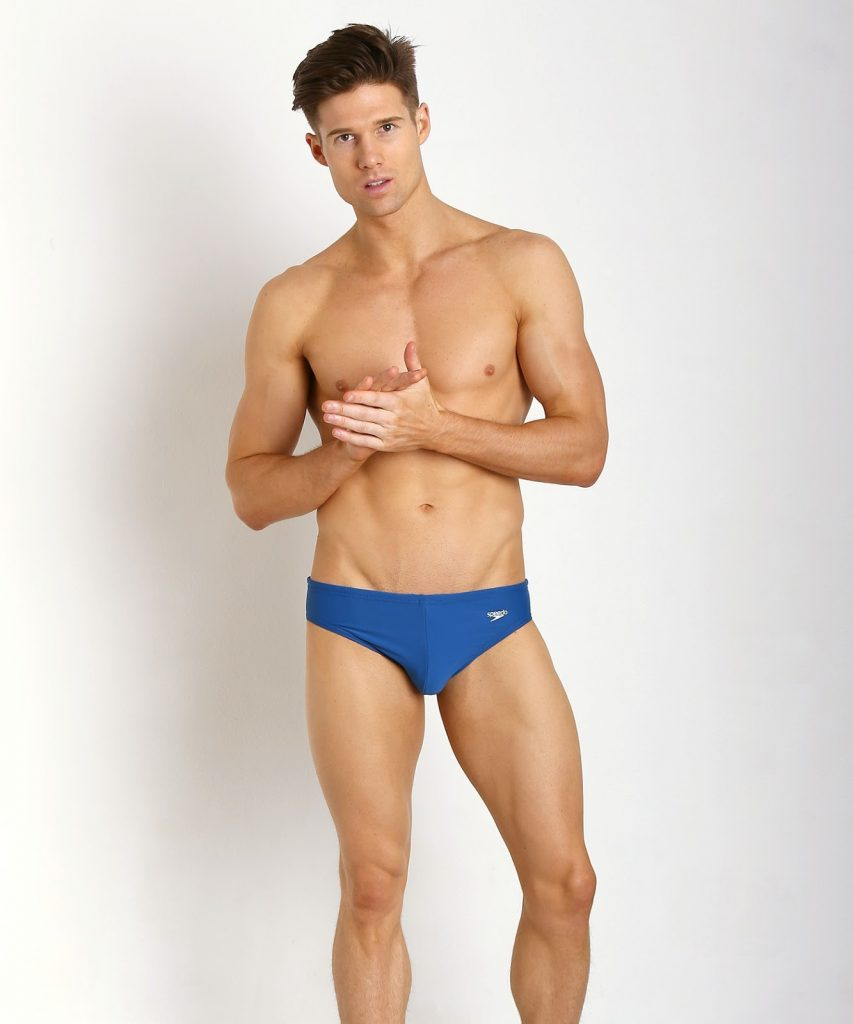 "Speedo swimwear - Solar 1"" brief at International Jock"