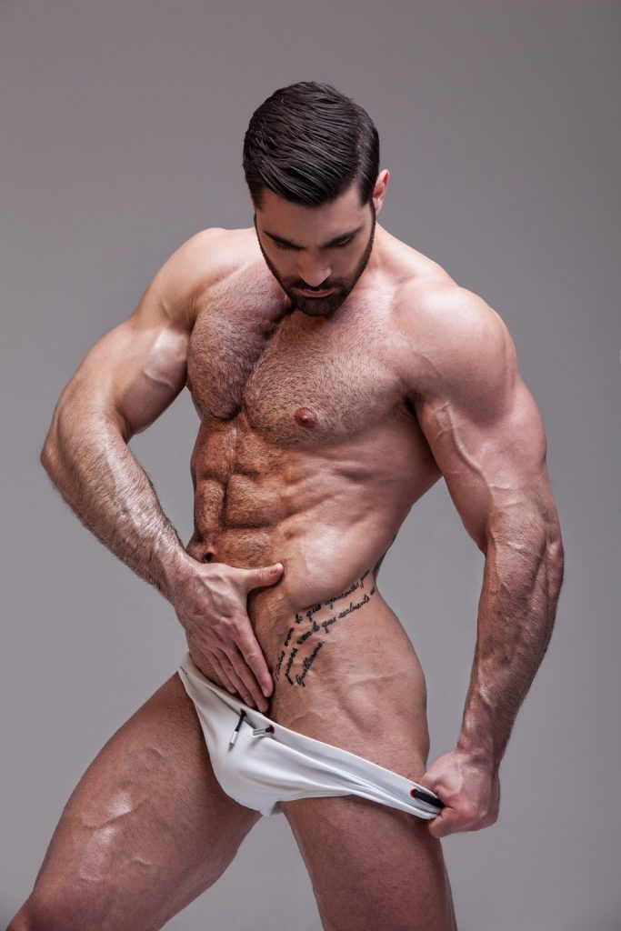 Guillermo Angulo by Joan Crisol