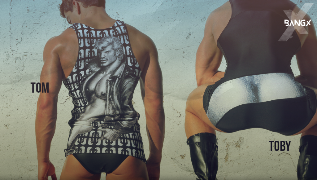 Tom of Finland by Rufskin at BangX