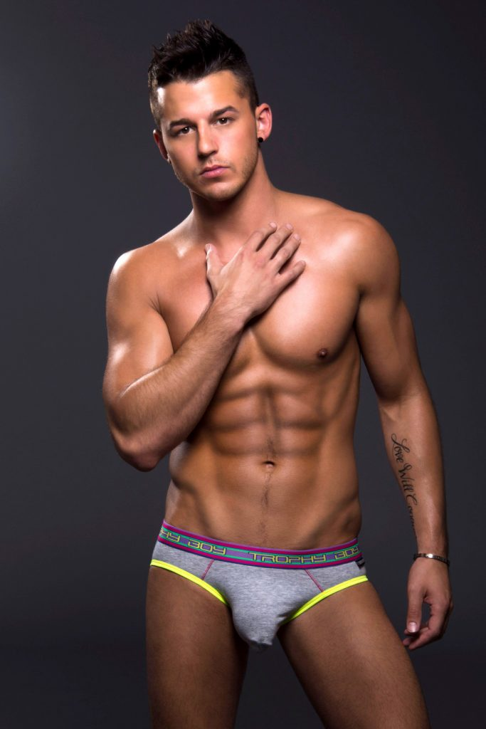 Andrew Christian underwear Trophy Boy