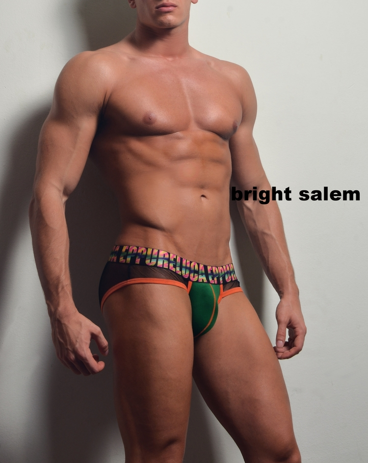Eppureluca underwear - Stefano briefs bright salem