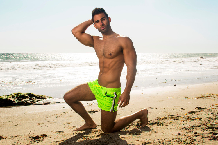 Andrew Christian 2015 swimwear at VOCLA