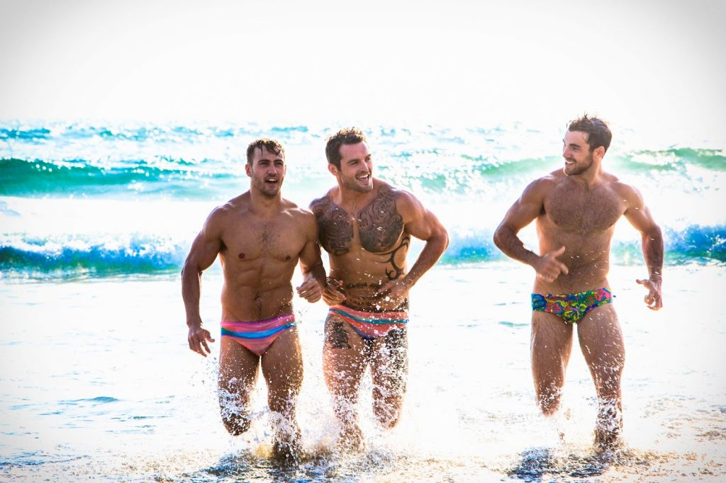 aussiebum swimwear - Splash