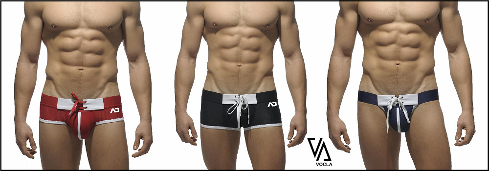 Addicted underwear - Spring Summer 2015 collection at Vocla
