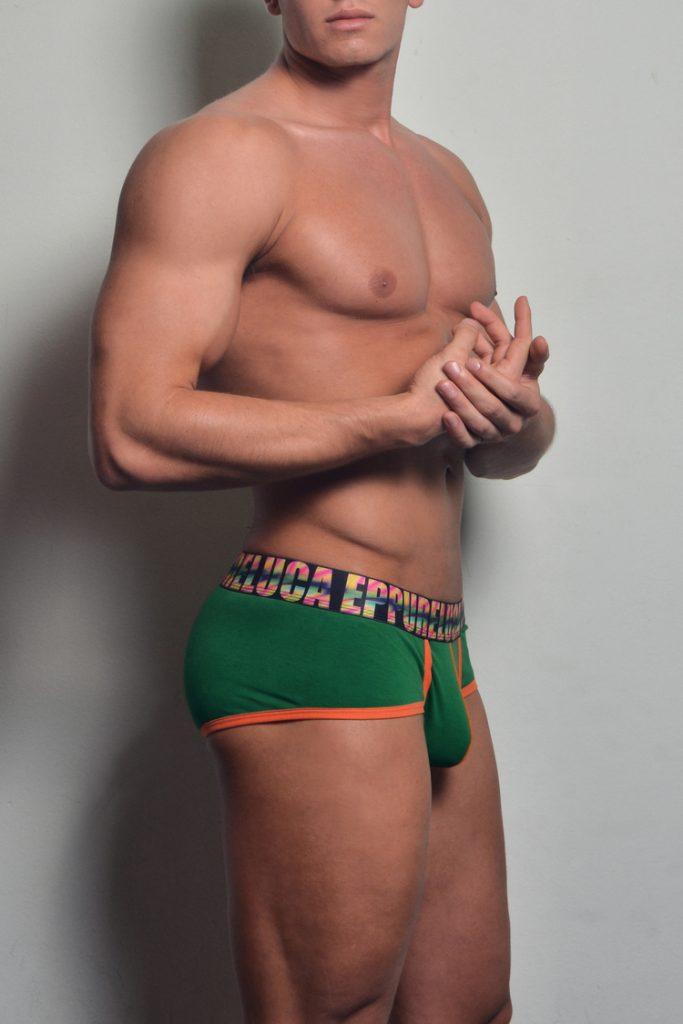 Eppureluca underwear - Pietro trunk