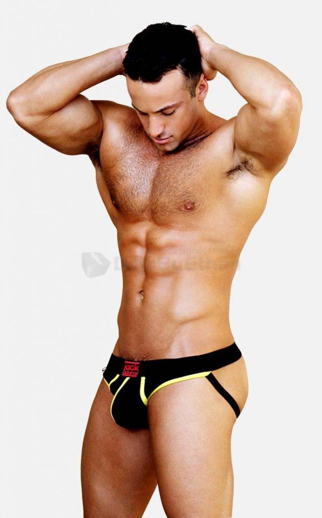 Jack Adams underwear - Bodyflex Mesh Jock