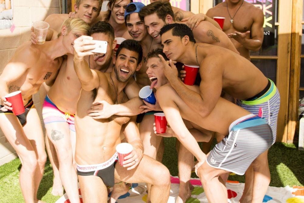 1st Annual Men and Underwear Awards - Best underwear brand 2014 - Andrew Christian