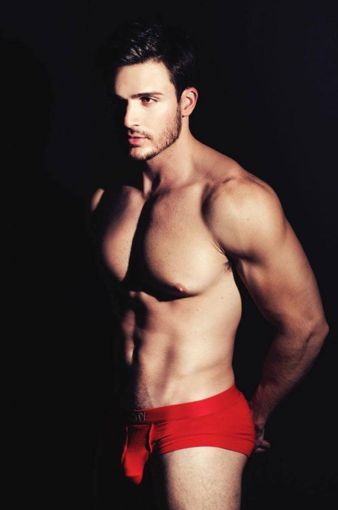 1st Annual Men and Underwear Awards - Best model 2014 - Philip Fusco