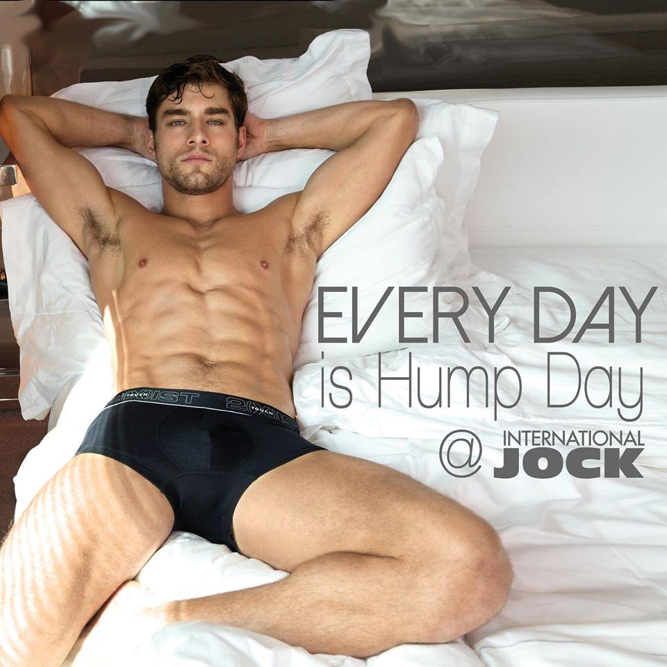 1st Annual Men and Underwear Awards - Best model in underwear campaign 2014 - Stefan Kauffman