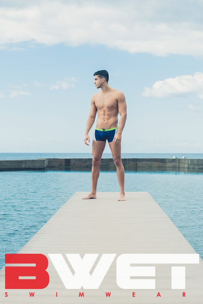 Bwet Swimwear - Yera Fontes by Adrian C. Martin