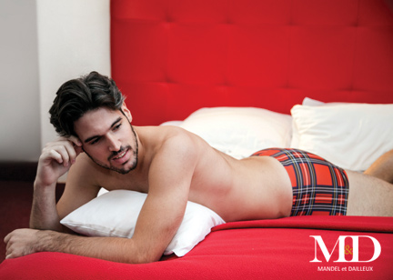 Mandel & Dailleux underwear