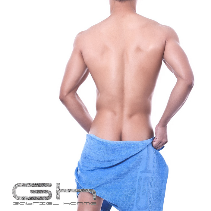 Gabriel Homme gym towel
