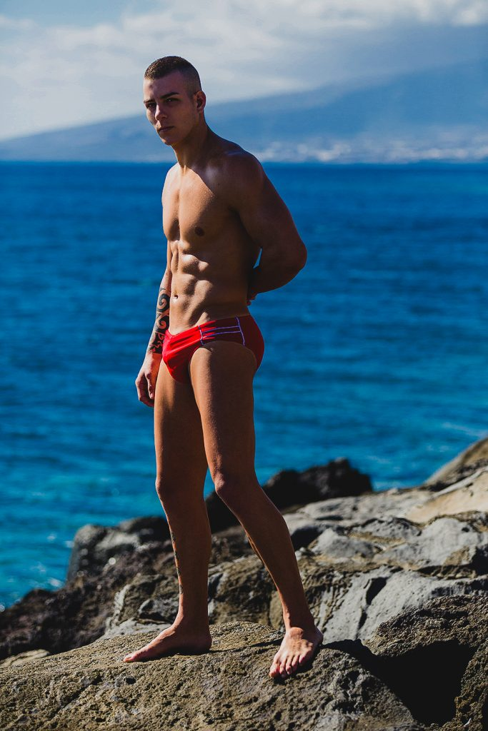 Christopher García by Adrian C Martin - ST33LE swimwear