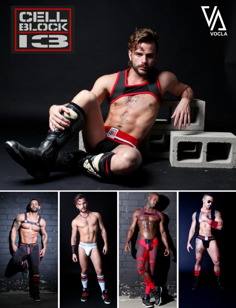 Cellblock13 underwear collections at Vocla