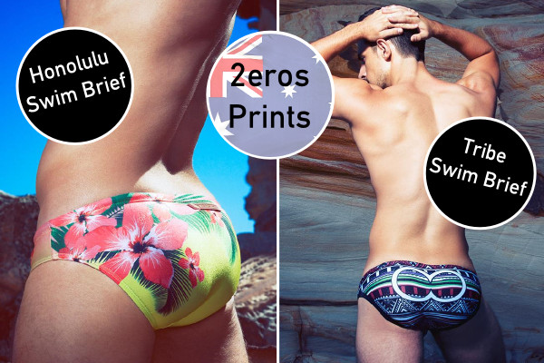 2eros swimwear - Tribe and Honolulu