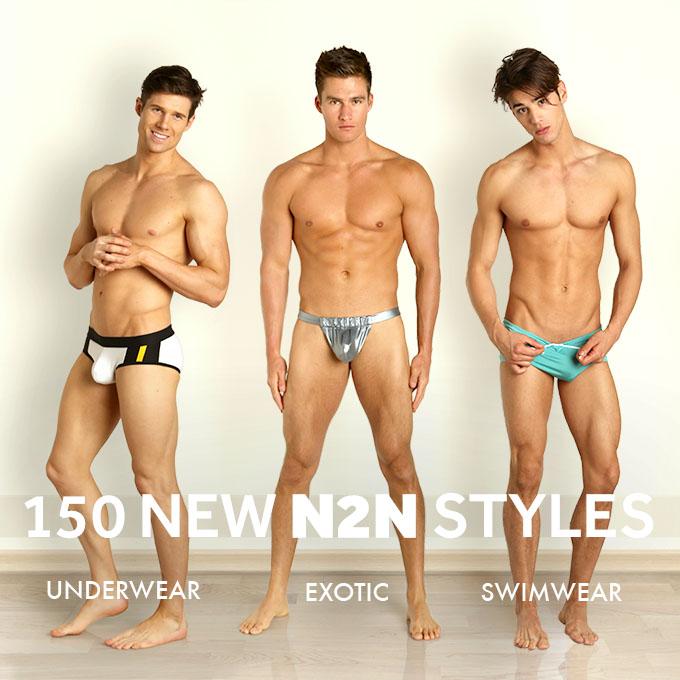 N2N Bodywear at International Jock