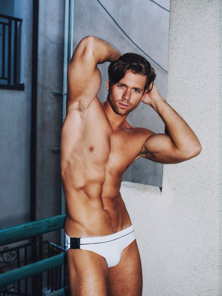 Steven Dehler by Serge Lee for Marcuse