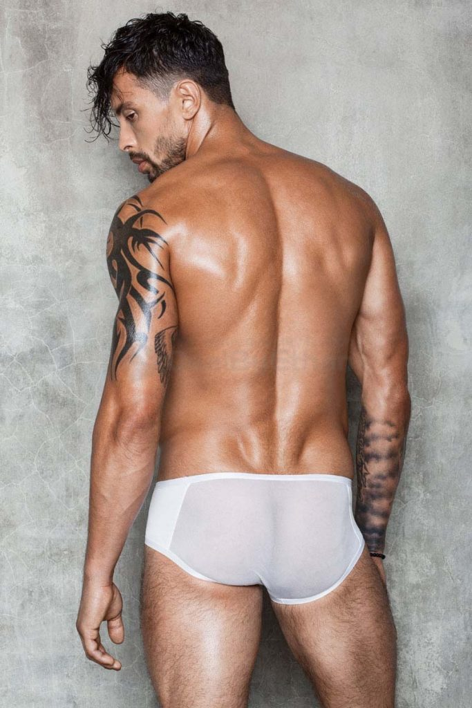 Voncoda underwear - Dirty Hero Brads Brief