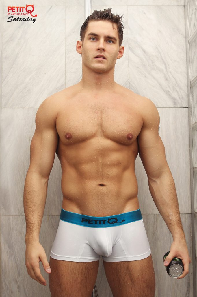 Anatoly Goncharov by Tema Saturday for Petit-Q