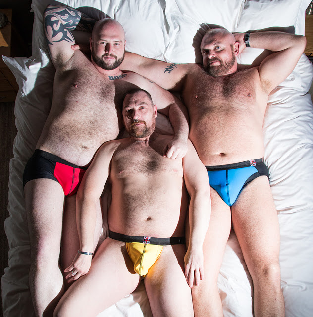 Bearguy underwear - for Bears and Admirers
