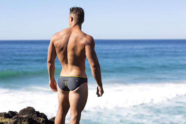 Joshua Kristenson by Russell Fleming for Marcuse