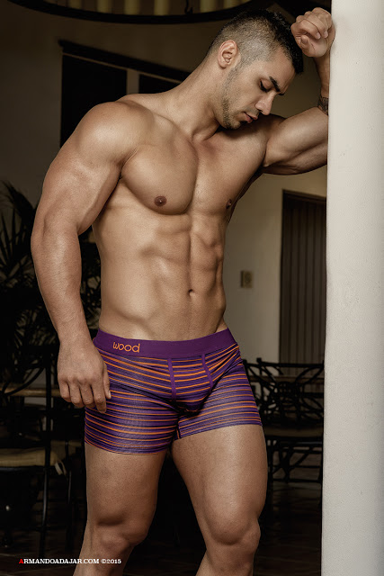 Arad W. by Armando Adajar for Wood Underwear