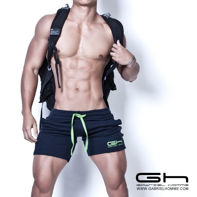 Gabriel Homme athletic wear