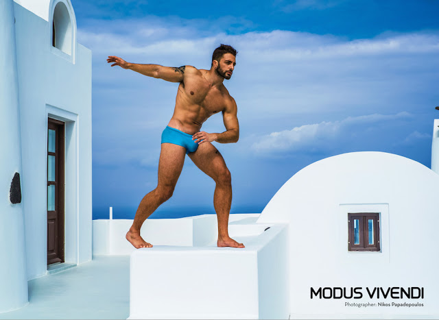 The Classic Line of swimwear by Modus Vivendi