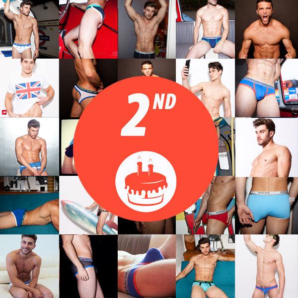 Curbwear celebrates 2nd birthday