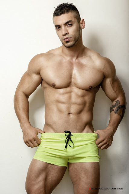 Arad W. by Armando Adajar for JOR underwear