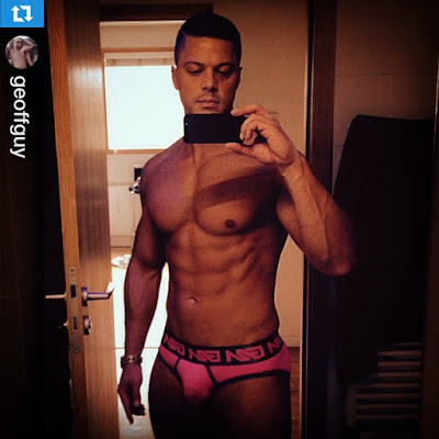 Garcon Model - selfie contest winners of the month