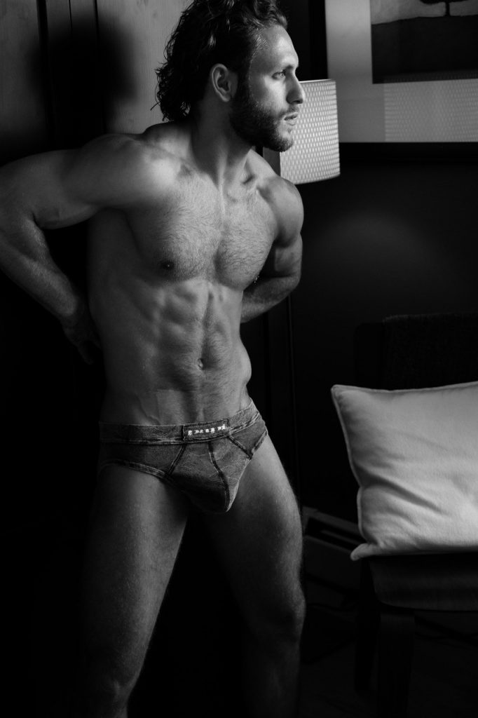 Anthony Forte by Thomas Synnamon