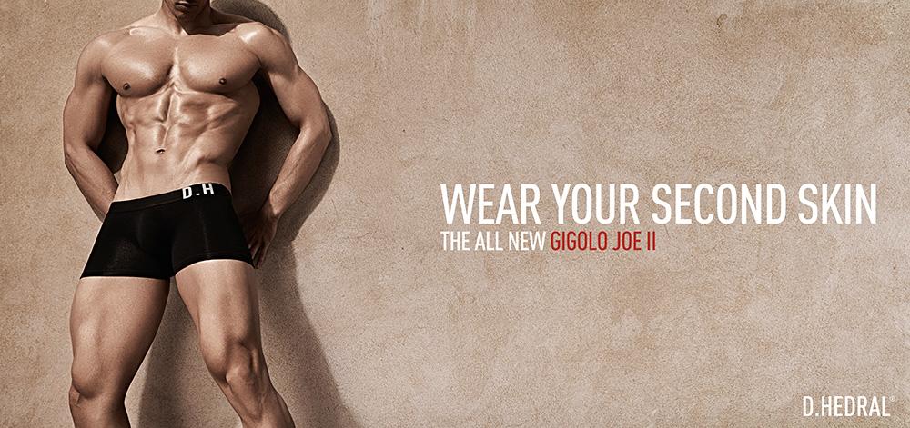 D.HEDRAL - Gigolo Joe II underwear