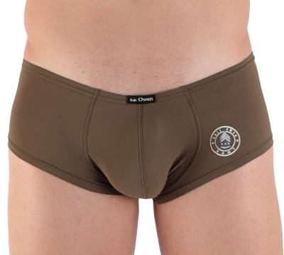 Kale Owen underwear - Army trunk