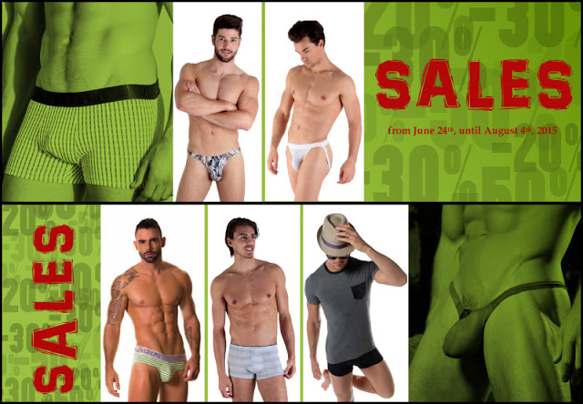 underwear sale at Planet undies