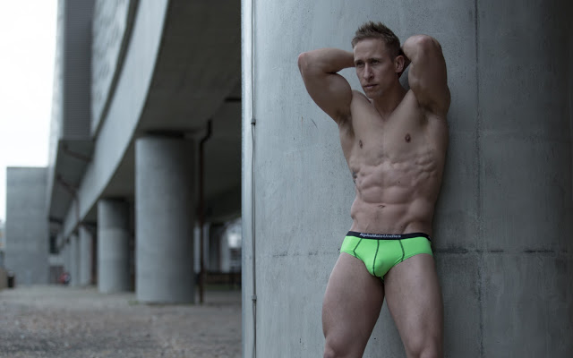 Stefan Kauffman by Steve France - AMU briefs
