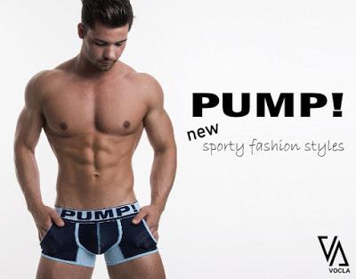 PUMP! underwear styles at VOCLA