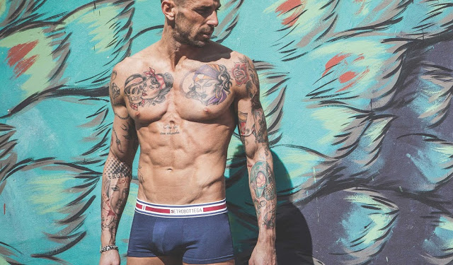Retrobottega underwear