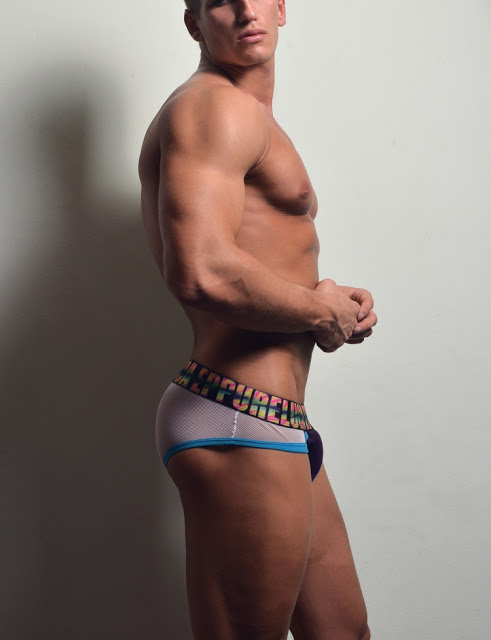 Eppureluca underwear - Stefano brief