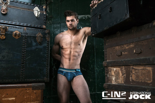 C-IN2 Scruff collection at International Jock