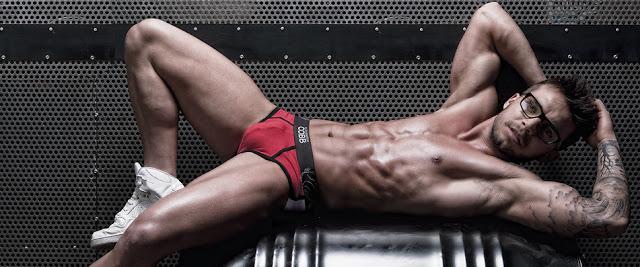 Alexander COBB underwear