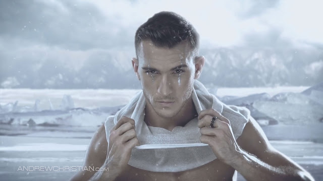 Andrew Christian - License to Chill video still