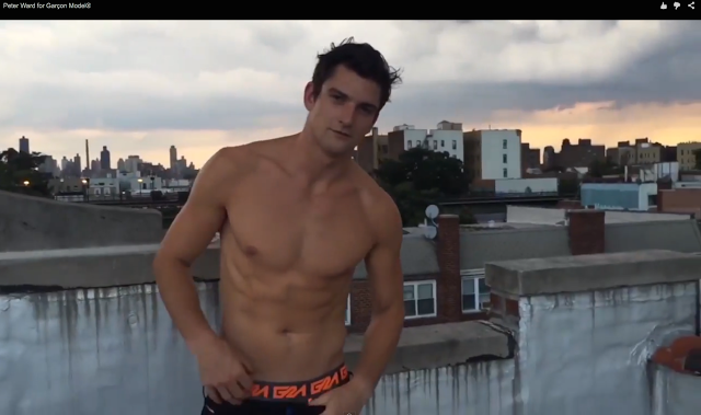 Peter Ward for Garcon Model YouTube