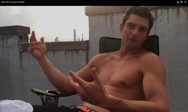 Peter Ward for Garcon Model YouTube