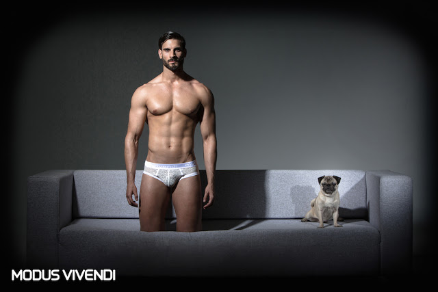 Alexandros Kaltsidis for the Abstract Lace line by Modus Vivendi