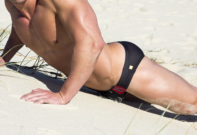 New mens swimwear collection by Marcuse